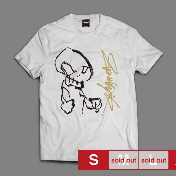 T-Shirtスカ21白MLsold