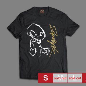 T-Shirtスカ22黒MLsold