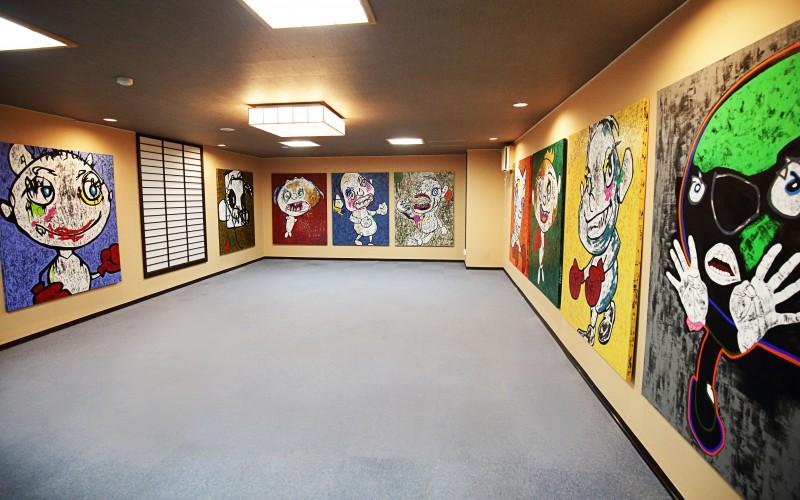 onizukakatsuya FIGHTING ART 2014 EIIBITION onikide2 full member