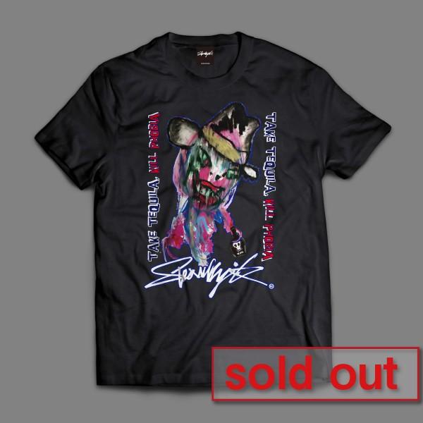 T-ShirtKILL黒soldout