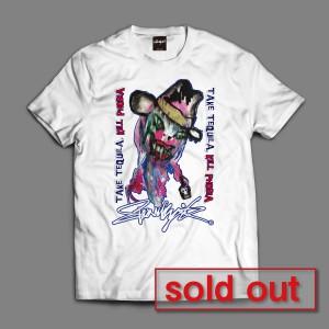 T-ShirtKILL白.soldout
