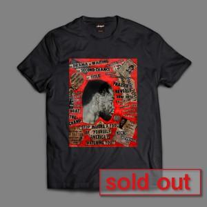 T-ShirtFRAZIER黒soldout
