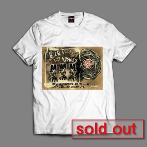T-ShirtMOONDYNAMITE2白soldout