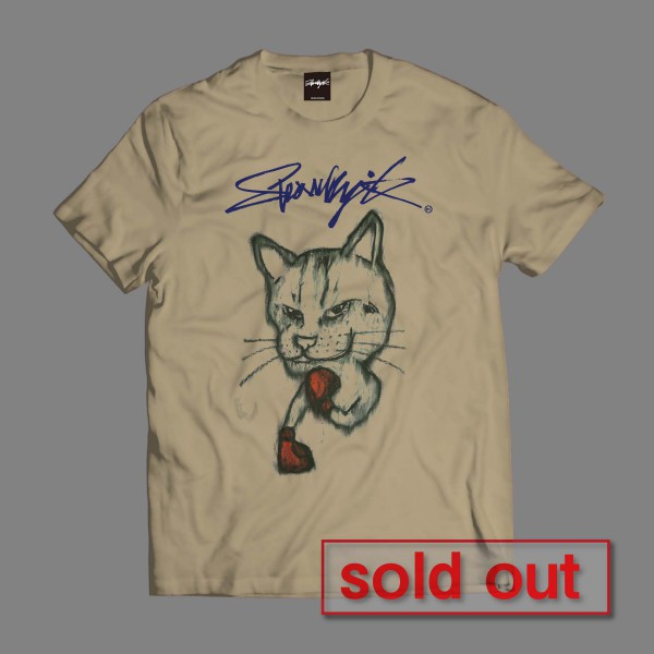 T-Shirt 悪ボクサーさんベージュ
