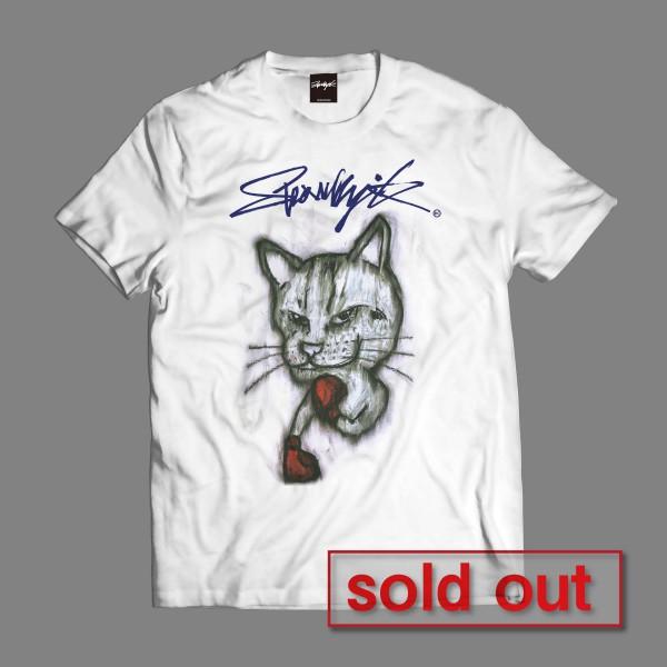 T-Shirt 悪ボクサーさん白