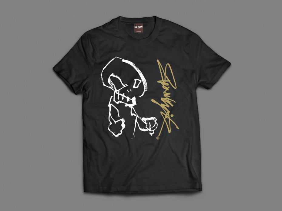 Fighting SCULL_2(Black)S/M/L/XL